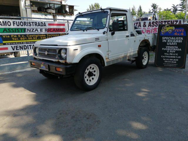 Suzuki Samurai usata Pick up 1.3 benzina del 1997 a benzina Rif. 11435594