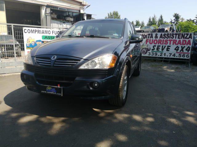 Ssangyong Kyron usata 2.0 XDi Plus diesel Rif. 11435593