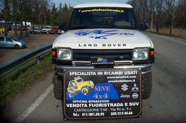 Land Rover Discovery usata 300 2.5 1995, DA TRIAL! diesel Rif. 11435583
