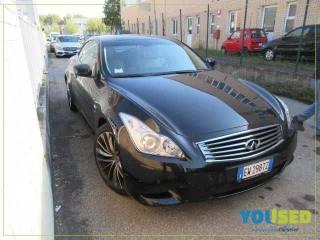 INFINITI Q60 3.7 AT Cabrio GT Premium Usata