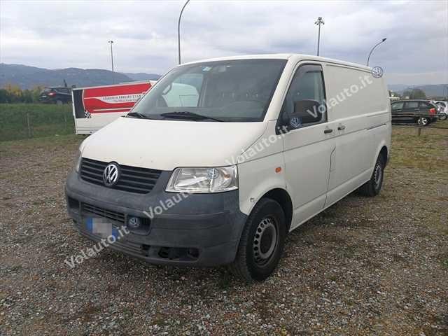 Volkswagen Transporter usata 2.5 TDI/130CV PL Furgone diesel Rif. 11458438