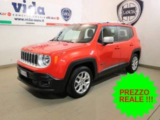 JEEP Renegade 1.6 Mjt 120 CV APPLE CAR PALY ANDROID A. Limited Usata
