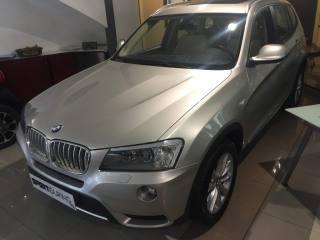 BMW X3 XDrive30d Futura AUTOMATICA NAVIGATORE PELLE XENON Usata