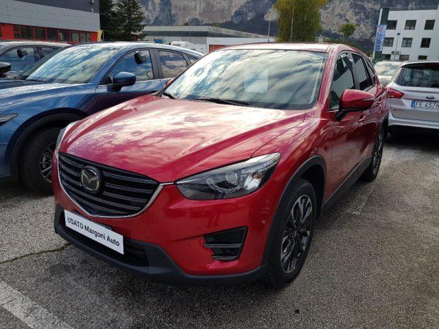 Mazda Cx-5 usata 2.2L Skyactiv-D 175CV 4WD Exceed diesel Rif. 11499965