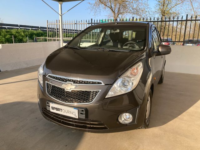 CHEVROLET Spark Marrone metallizzato