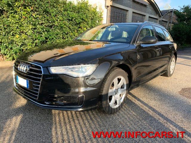 Audi A6 usata Avant 2.0 TDI 190 CV ultra Business MANUALE diesel Rif. 11508206