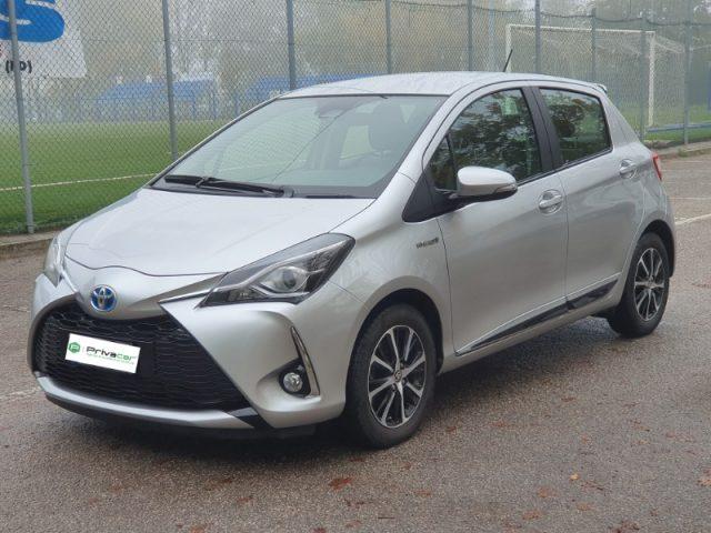 Toyota Yaris usata 1.5 Hybrid 5 porte Cool elettrica Rif. 11502648