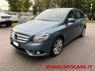 MERCEDES-BENZ B 200 CDI 136 CV Executive Usata