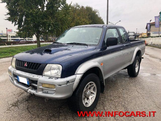 Mitsubishi L200 usata 2.5 TDI 101 CV 4WD PICK UP diesel Rif. 11508215