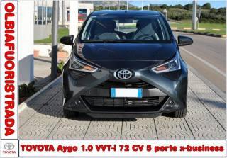TOYOTA Aygo 1.0 VVT-i 72 CV 5 Porte X-business Usata