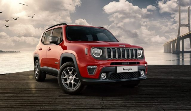 Jeep Renegade km 0 1.0 T3 Limited a benzina Rif. 11503940