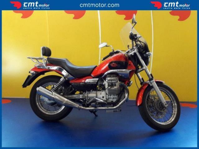Moto Guzzi usata Finanziabile - rosso nero - 43859 a benzina Rif. 11518667