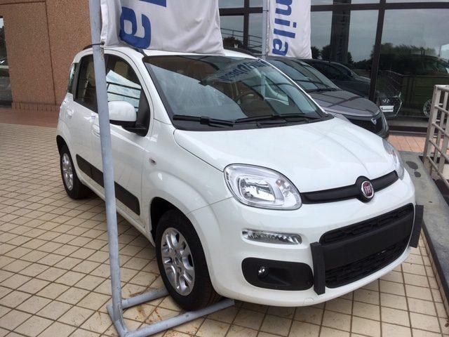 Fiat Panda km 0 1.2 Lounge Euo 6D Temp Ufficiale Italiana a benzina Rif. 11508885
