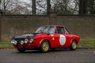 LANCIA Fulvia Rally 1.3 S  Aluminum Hood And Doors /RESTAURATA Usata