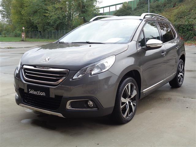Peugeot 2008 usata 1.6 e-hdi 8v Allure s&s 115cv diesel Rif. 11531322