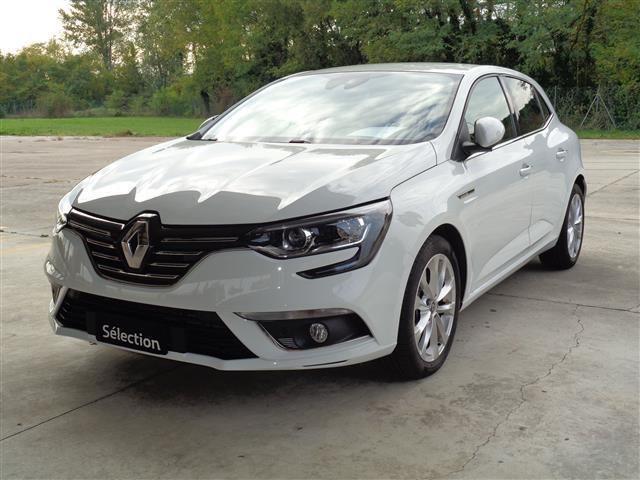 Renault Megane usata 1.5 dci energy Intens 110cv edc diesel Rif. 11531330