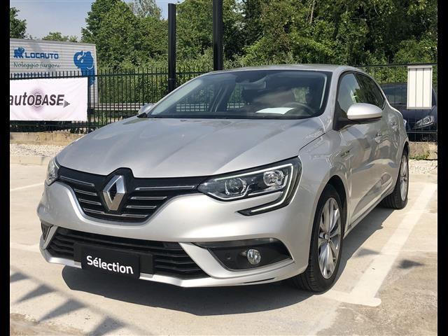 Renault Megane usata 1.5 dci energy Duel2 110cv diesel Rif. 11531341