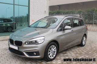 BMW 218 D Gran Tourer Advance 7posti Usata