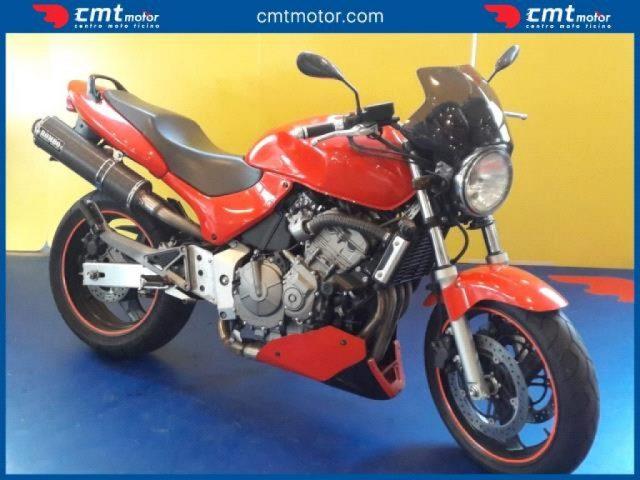 Honda usata Finanziabile - rosso - 27469 a benzina Rif. 11542477