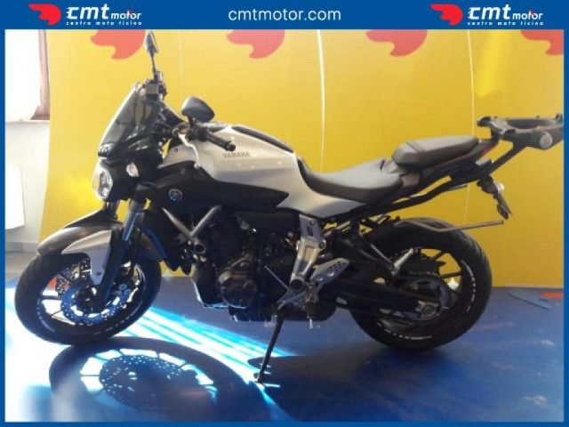 Yamaha Mt-07 usata Finanziabile - grigio - 10800 a benzina Rif. 11542461