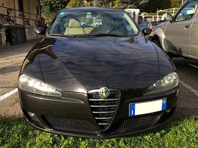 Alfa Romeo 147 usata 1.6 16V TS 3 porte Distinctive a benzina Rif. 11542132