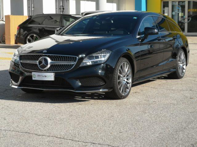 Mercedes-benz usata SW BlueTEC 4Matic Premium diesel Rif. 11545101