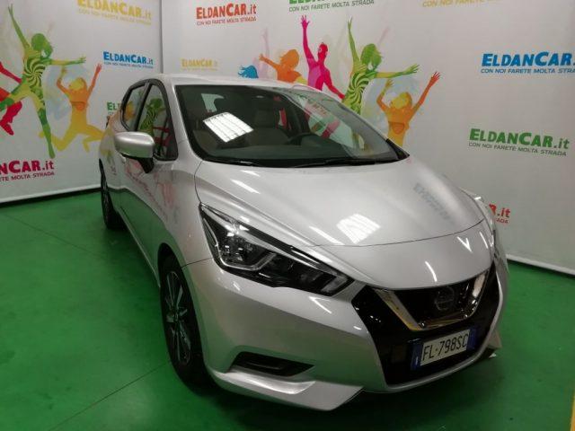 Nissan Micra usata 1.0L 12V 5 porte Acenta a benzina Rif. 11550779