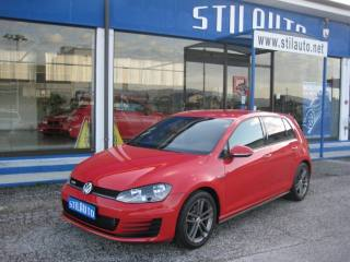 VOLKSWAGEN Golf GTD 2.0 TDI DSG 5p. BlueMotion Technology Usata
