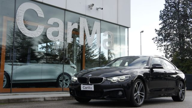 BMW 418 d Gran Coupé Msport LISTINO 60.900?