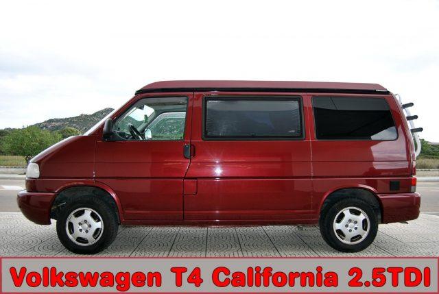 Immagine di VOLKSWAGEN T4 T4 California 2.5 TDI 102cv