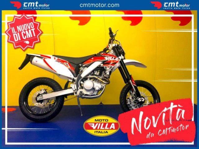 nuova Moto Villa SMS 125 Garantita e Finanziabile a benzina Rif. 11585178