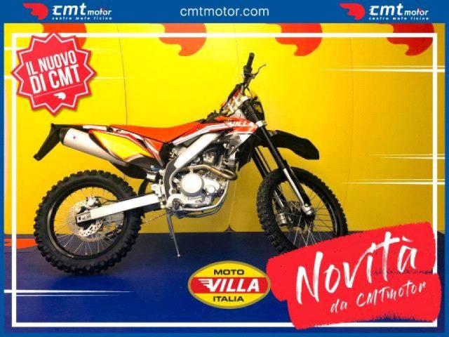 nuova Moto Villa WRE 125 Garantita e Finanziabile a benzina Rif. 11585165