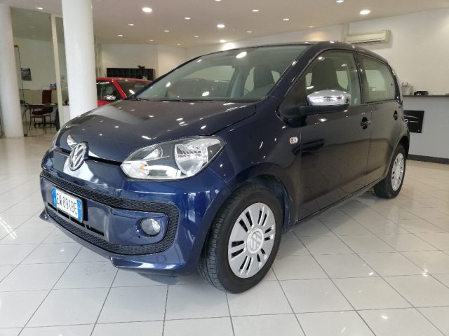 Volkswagen Up! usata 1.0 5 porte eco up! move up! BMT a metano Rif. 11581897