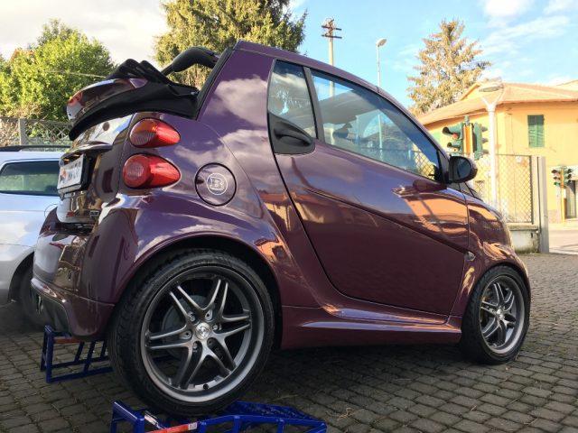 Smart Fortwo usata 1000 72 kW cabrio BRABUS Xclusive a benzina Rif. 11580607