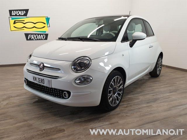 Fiat 500 km 0 1.2 Lounge - Extra sconto 760 ? con Promo WOW a benzina Rif. 11597253