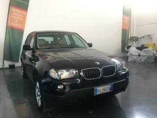 BMW X3 2.0d Cat Futura Usata