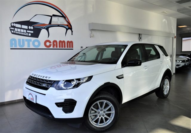 Land Rover Discovery Sport usata 2.0 TD4 150cv aut. 4x4 Pure Navigatore diesel Rif. 11597116