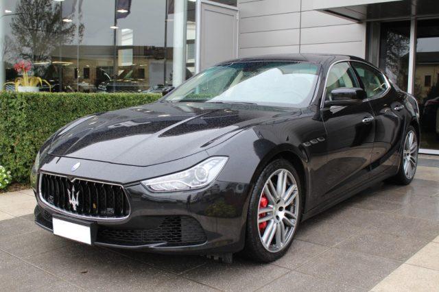 Maserati Ghibli usata 3.0 Diesel *VETTURA UFFICIALE ITALIANA* diesel Rif. 11602083