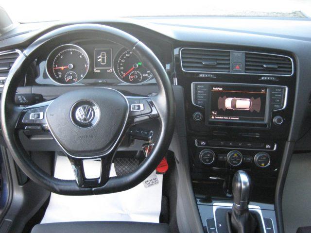 Immagine di VOLKSWAGEN Golf 1.6 TDI 110 CV DSG 5p. Executive BlueMotion Techno
