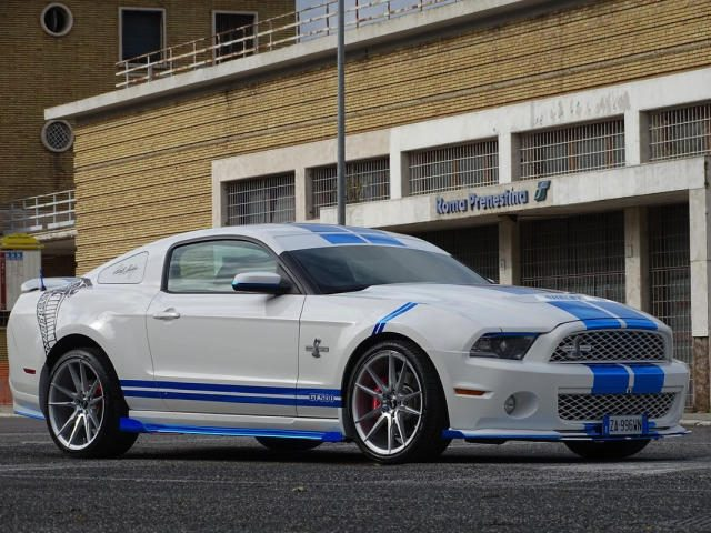 Immagine di FORD Mustang SHELBY GT 500 548CV