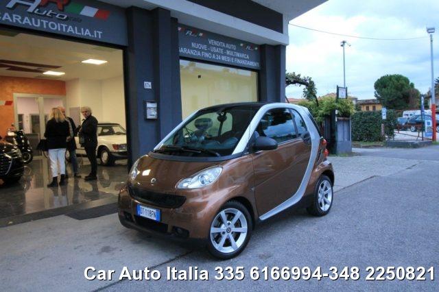 "Smart Fortwo usata 1000 52 kW MHD coupé Pulse Eco C.L 15"" Panorama a benzina Rif. 11649894"