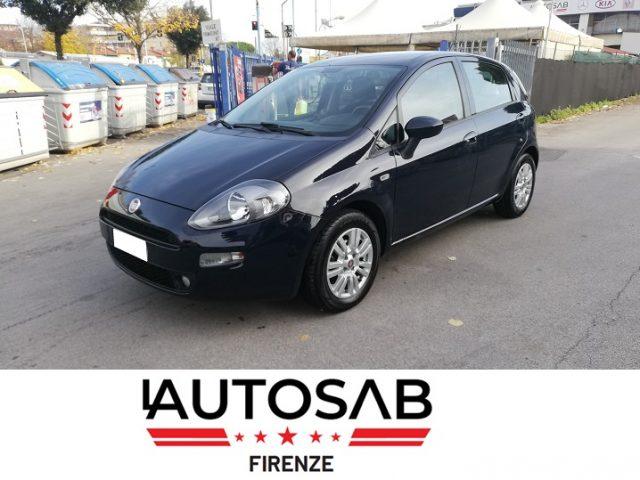 Fiat Punto Evo 1.3 MJT Navi Clima Aut. Unico Propr. Neopat.