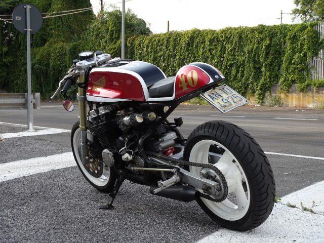 Immagine di HONDA CBX 750 Cafè Racer esemplare unico