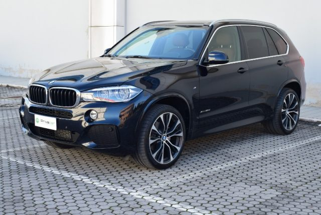 BMW X5 Nero pastello