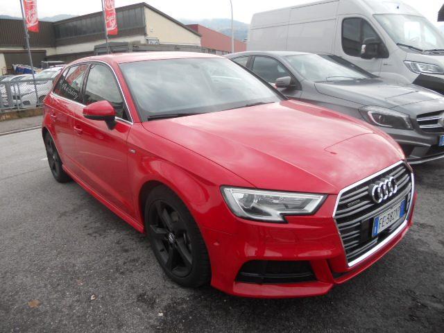 Audi A3 usata SPB 2.0 TDI Sport quattro edition  S-Line diesel Rif. 11637658