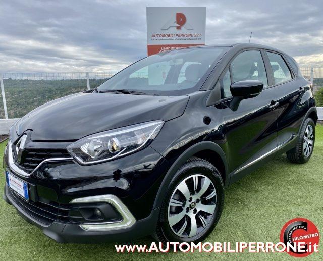 Renault Captur usata 1.5 dCi 90cv Sport Edition (Navi/Bluetooth) diesel Rif. 11631099