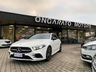 MERCEDES-BENZ A 200 Premium AMG Line FULL OPTIONAL #Tetto #LuciDiffuse Usata