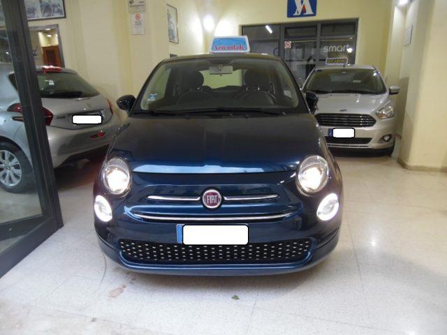 Fiat 500 usata 1.2 Lounge a benzina Rif. 11641005