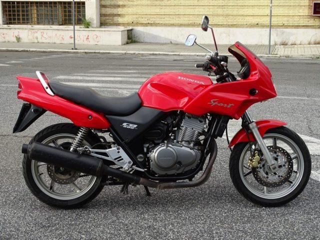 Immagine di HONDA CB 500 S Ago. 2003 Permute Garanzia