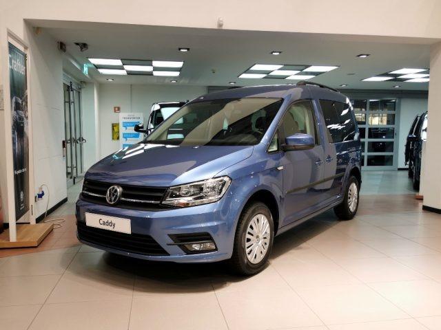 Volkswagen Caddy km 0 1.0 TSI 102 CV Plus a benzina Rif. 11668982